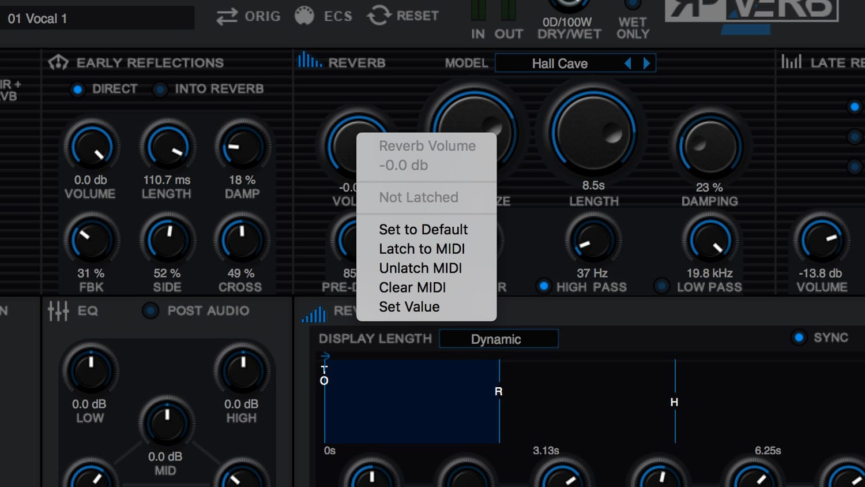 Rob Papen RP-Verb 2 MIDI