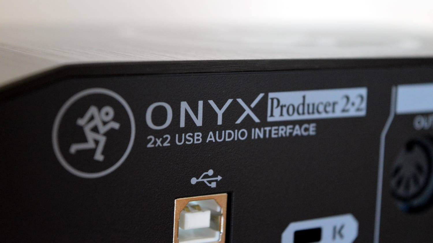 Mackie Onyx Producer 22 Logo