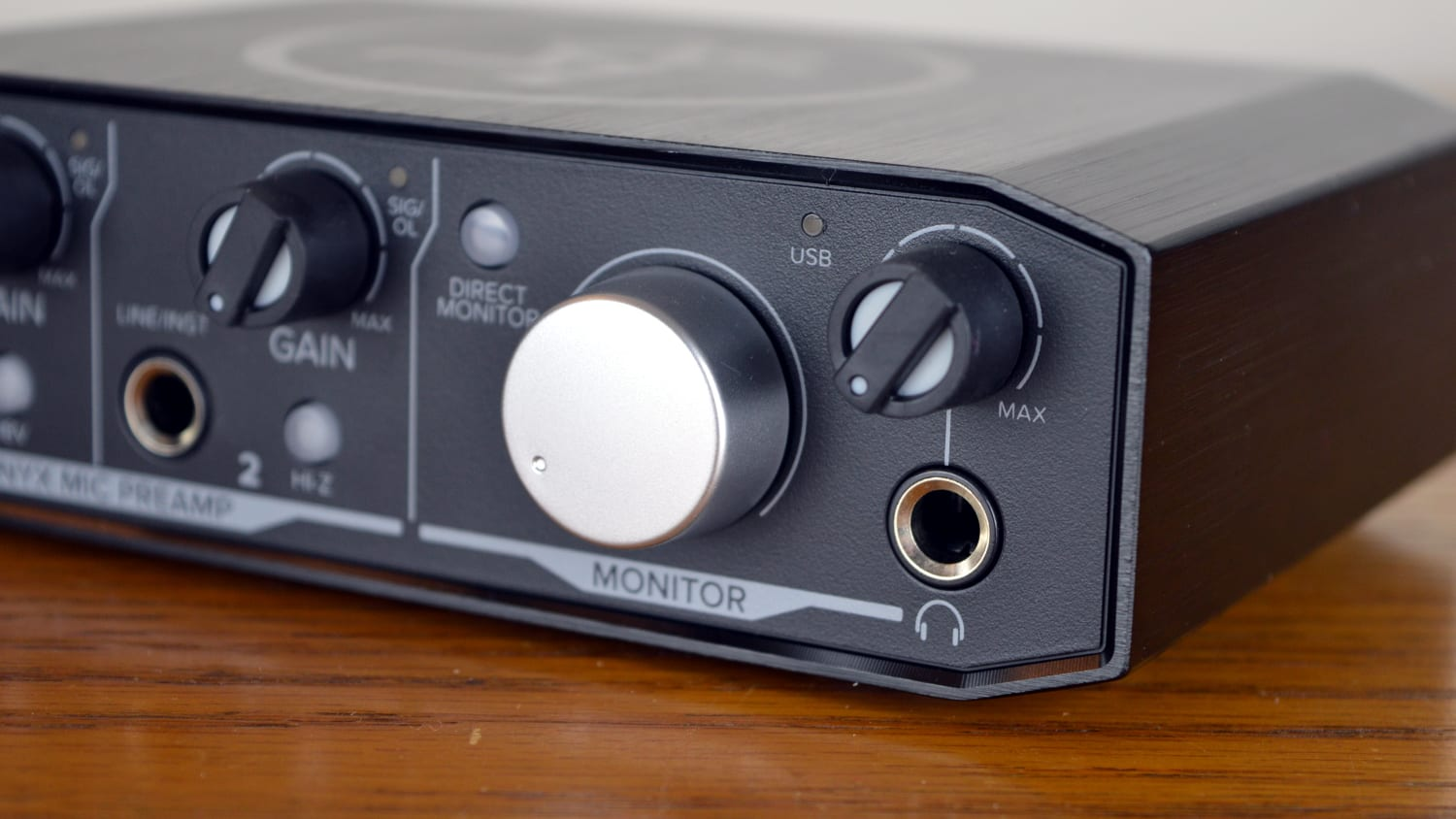 Mackie Onyx Artist 1•2 Audio Interface Review - All Things Gear