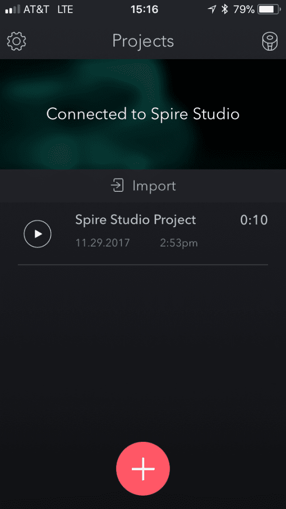 iZotope Spire Studio App 1