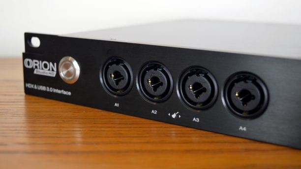 Antelope Audio Orion Studio HD