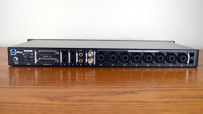 Antelope Audio Orion Studio HD Back