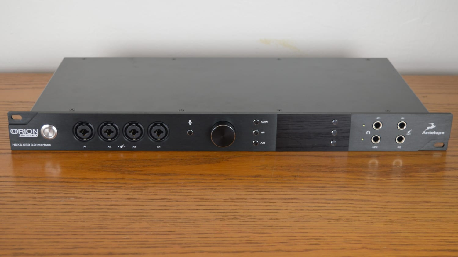 Antelope Audio Orion Studio HD Front