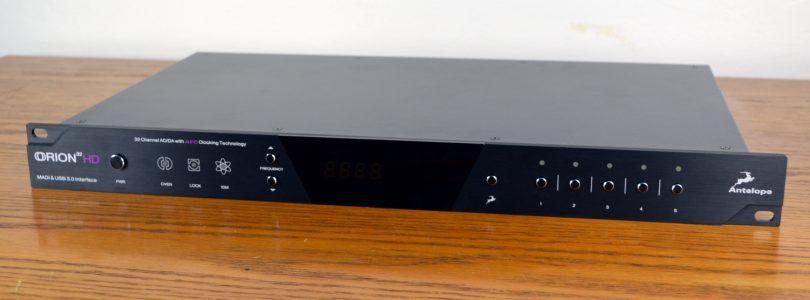 Antelope Audio Orion 32 HD Main