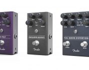 NAMM 2018: Fender unveils Engager Boost, The Pelt Fuzz, and Full Moon Distortion Pedals