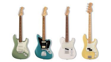 Everything you need to know about the new Fender Player series