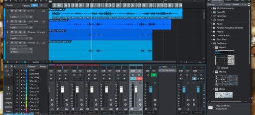 PreSonus Studio One 4 Main