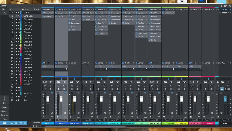PreSonus Studio One 4 Mix