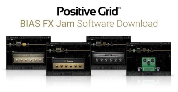 Bias FX Jam Software