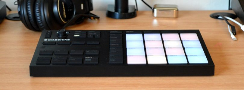 Native Instruments Maschine Mikro MK3 Main