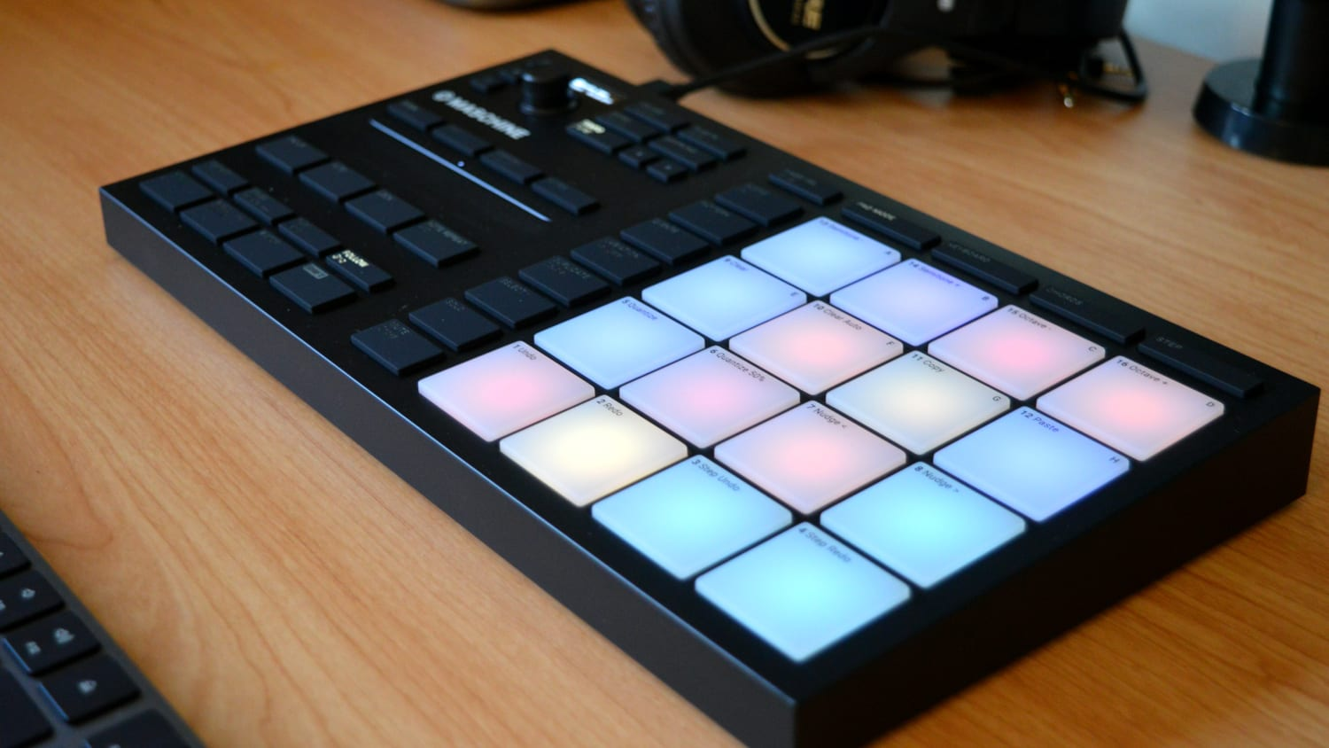 Native Instruments Maschine Mikro MK3 Design