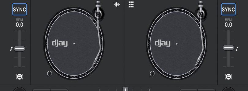 Algoriddim djay iOS App