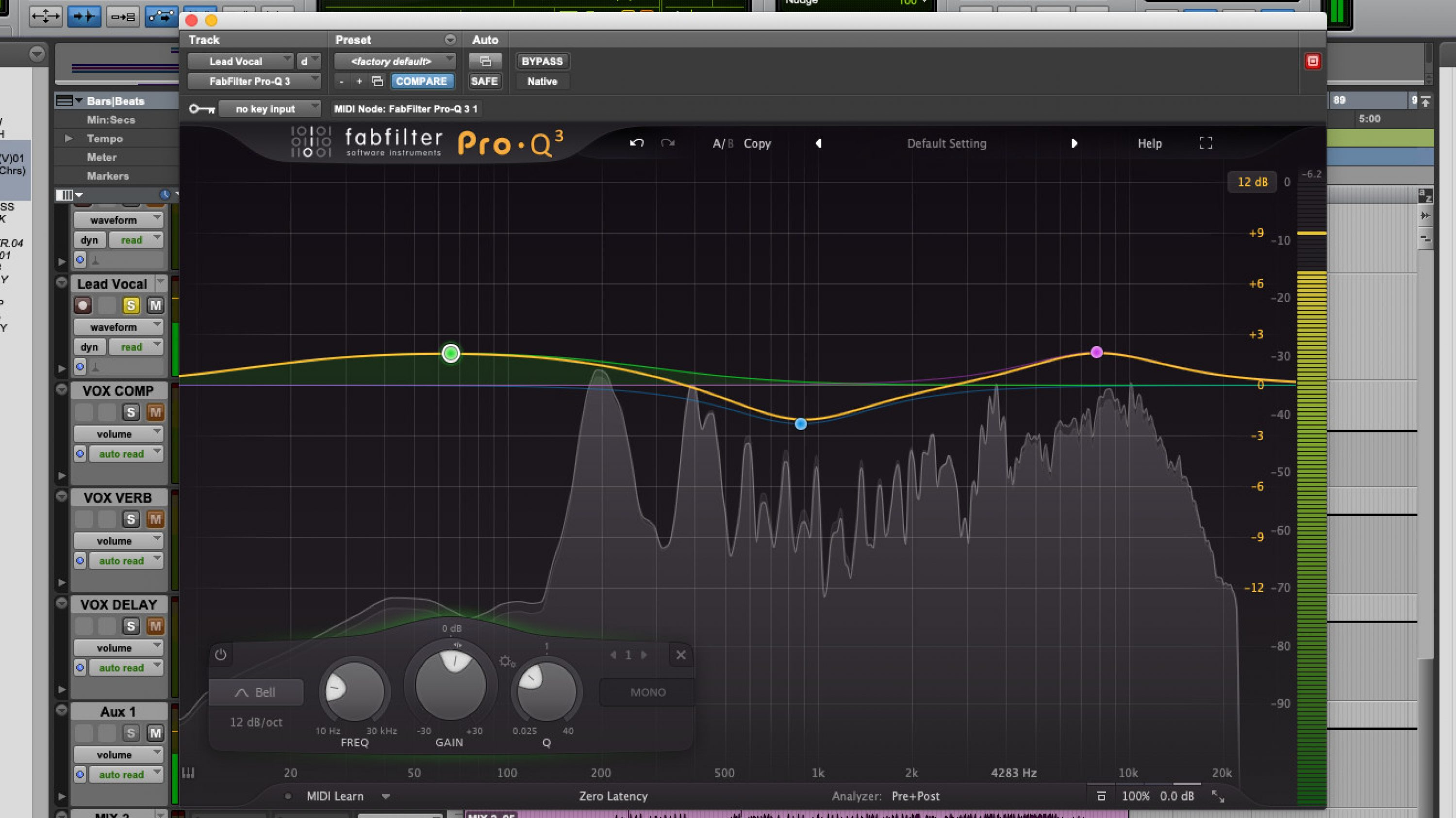 FabFilter Pro-Q 3 EQ Plugin Review - All Things Gear