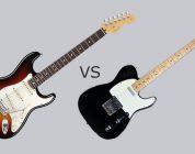 Fender Stratocaster vs Telecaster