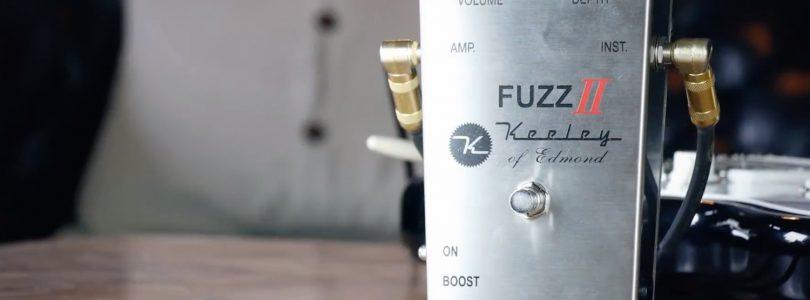 Keeley Electronics Vintage Octave Fuzz II