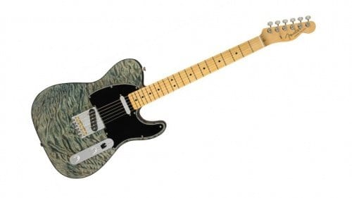 Fender Rarities Series July