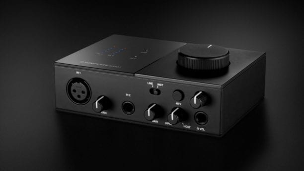 Native Instruments Komplete Audio 1 Front