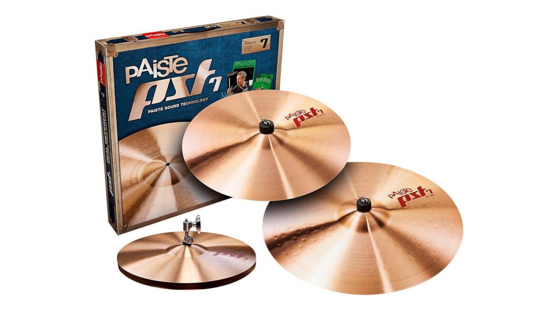 Paiste PST7 Universal Cymbal Set