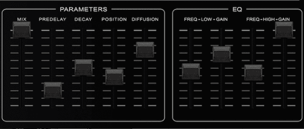 Eventide SP2016 Parameters & EQ
