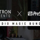 iZotope x PreSonus Studio Magic Bundle