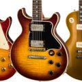 Gibson New Custom Shop Models