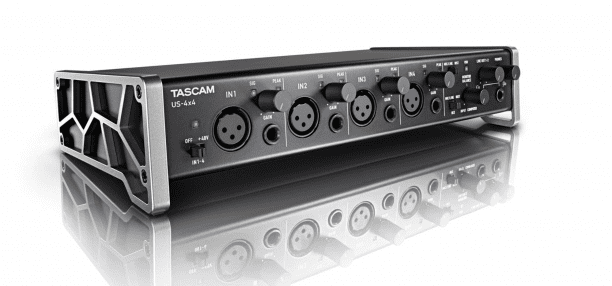 Tascam 4x4 Interface