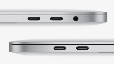 Thunderbolt 3 x USB 4.0