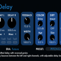 ValhallaDelay Plugin