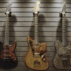 Fender's Custom Shop launches three beautiful 'Game of Thrones'-inspired guitars