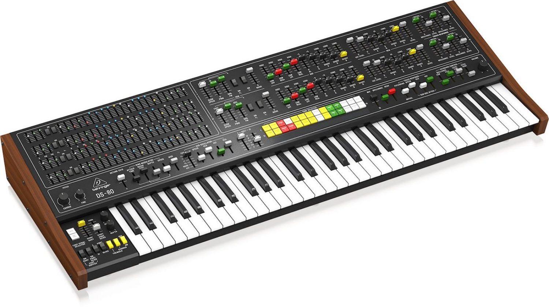Behringer DS-80 Synth Mock-Up