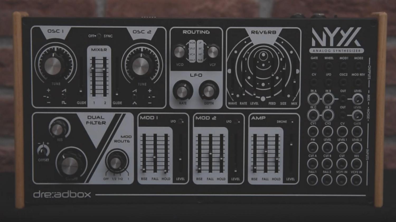 Dreadbox Nyx V2 Synth