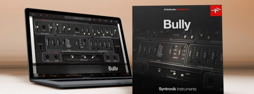 IK Multimedia Syntronik Bass Synth Free