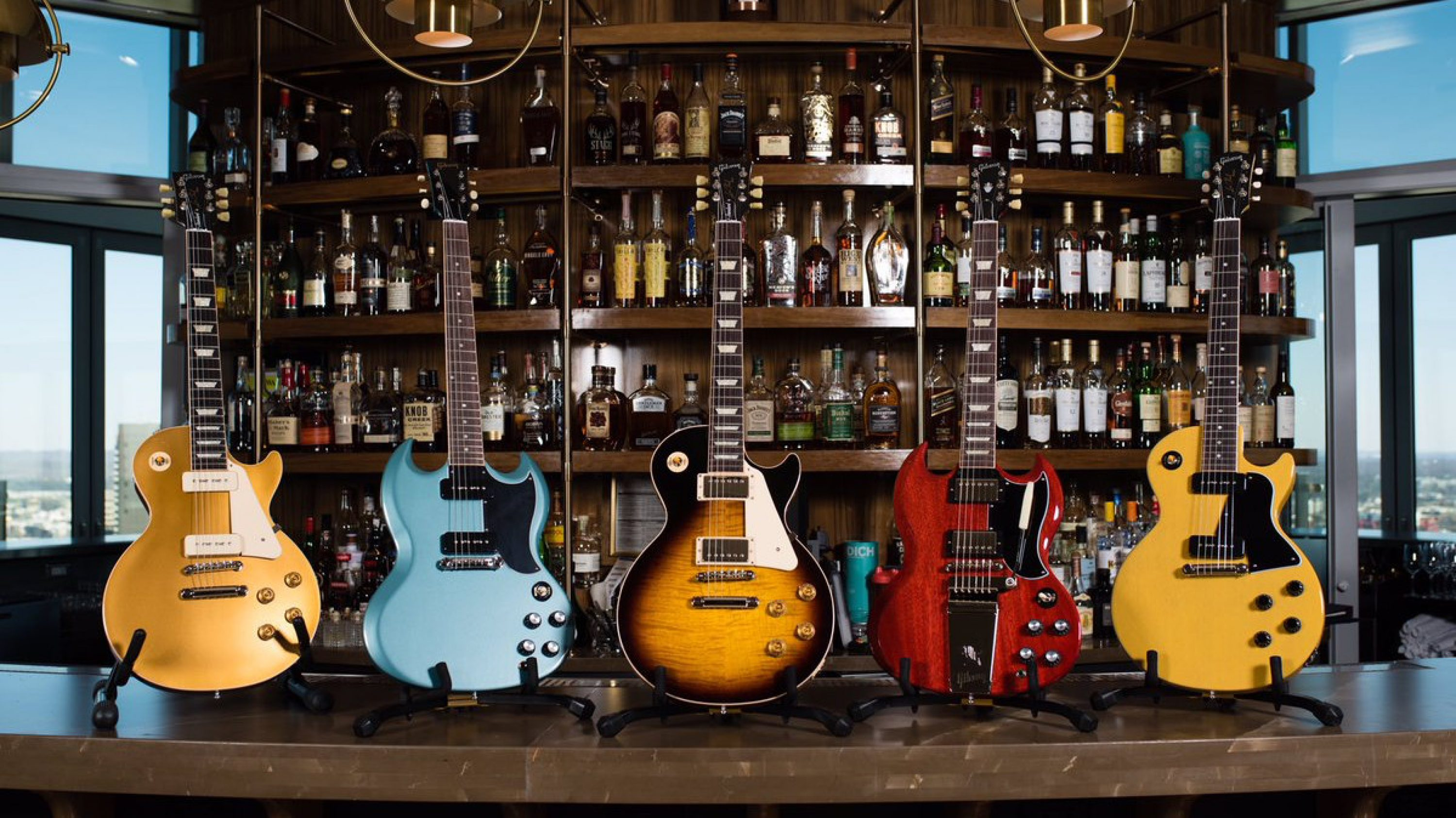 Gibson's 2019 Guitar and Bass Lineup: An In-Depth Look