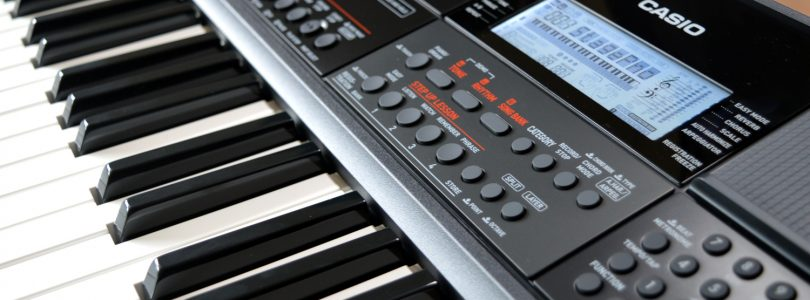 Casio CT-X700 Main