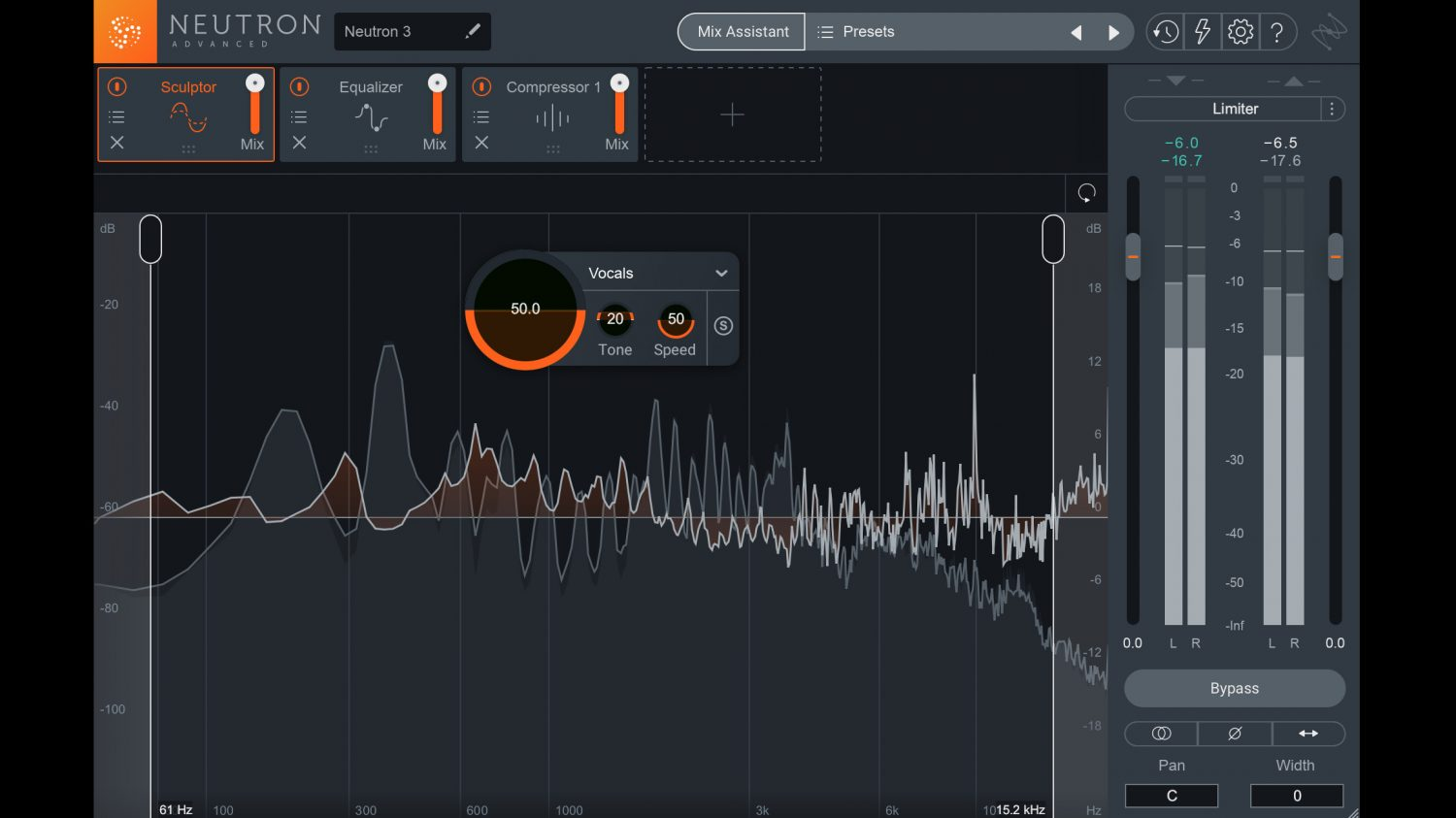 The new iZotope Neutron 3 offers more features than ever before