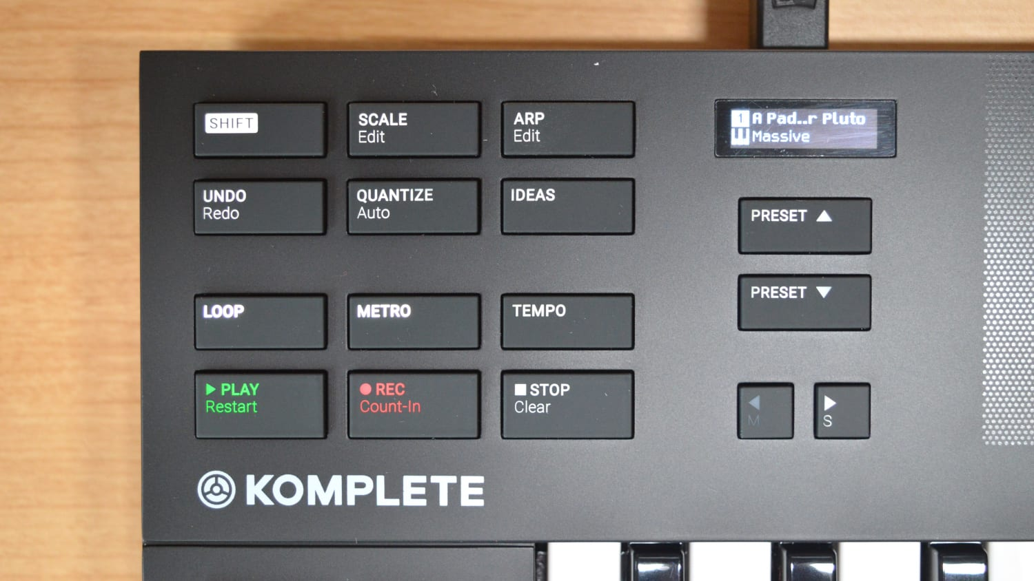 Native Instruments Komplete Kontrol M32 Review - All Things Gear