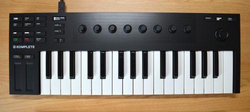 Native Instruments Komplete Kontrol M32 Main