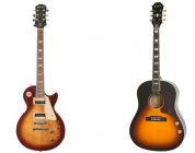 Epiphone drops new, limited edition finishes to select Pro and Lite Series Models