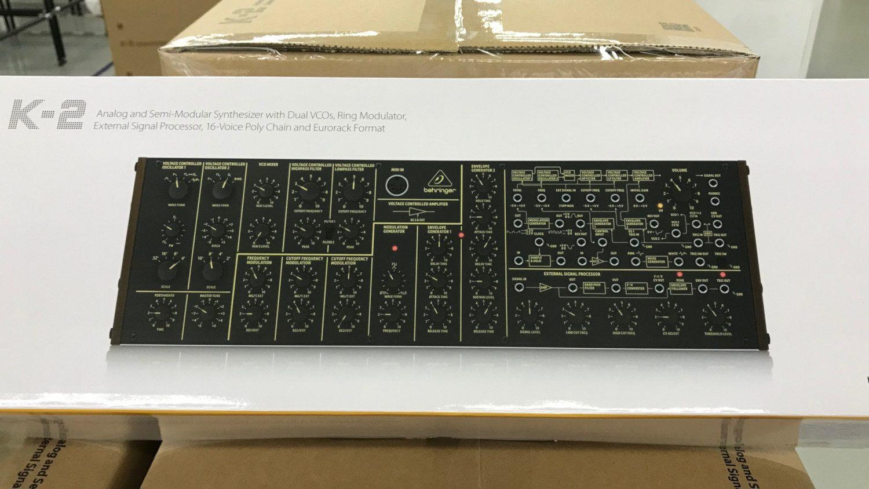 Behringer K-2 Box