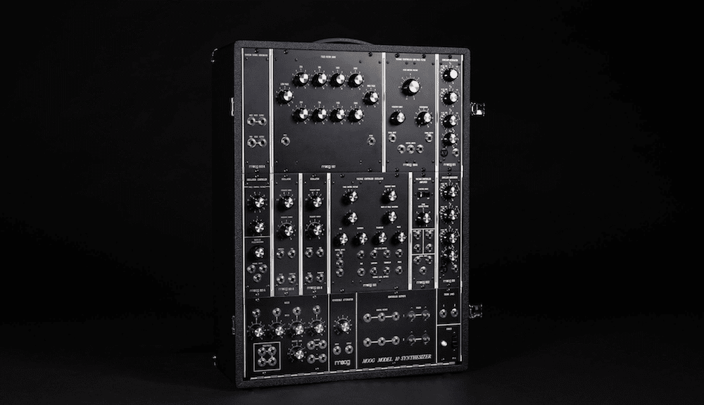 Moog Model 10 Synthesizer