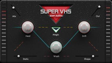 Baby Audio Super VHS Plugin