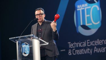 NAMM 2020 NAMM TEC Awards