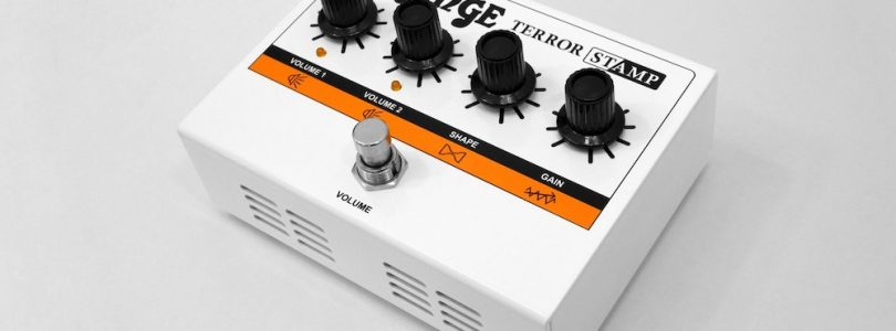 Orange Terror Stamp Amplifier