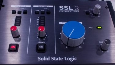 SSL 2 Interface
