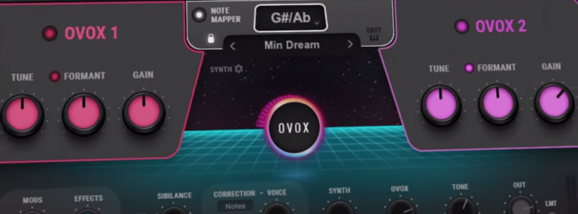 Waves Audio OVox Plugin