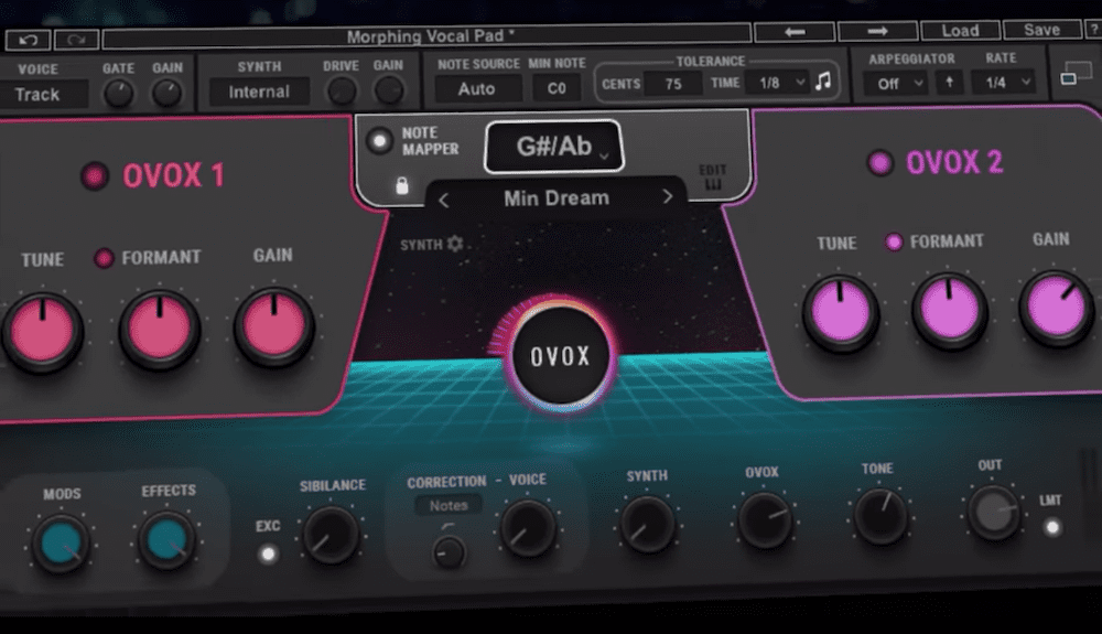 Waves Audio OVox Plugin