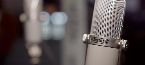 Tonelux & Joe Chiccarelli JC37 Microphone