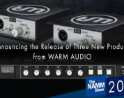 Warm Audio DI Boxes & Bus Comp
