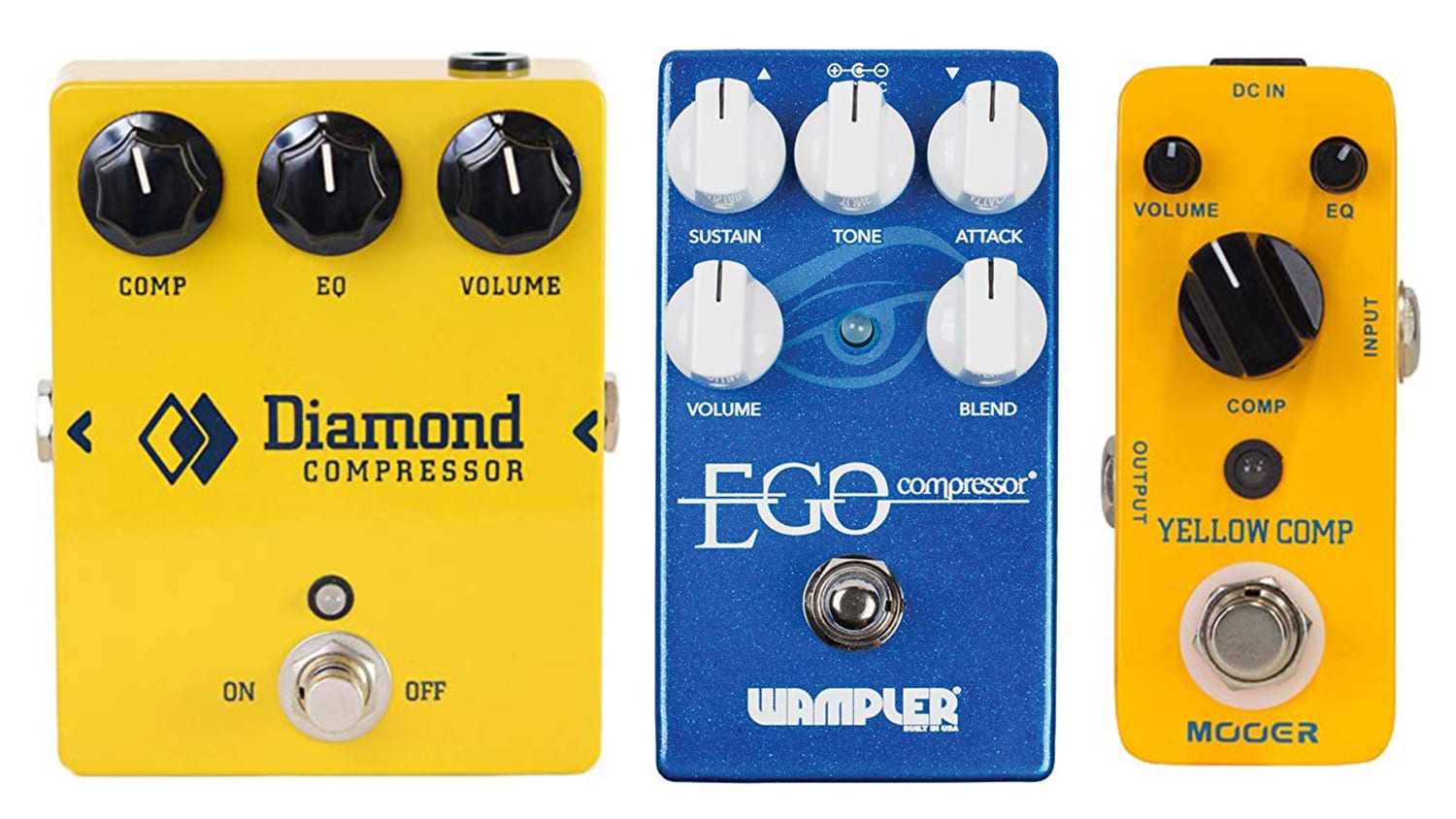best compressors for acoustic guitar