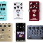 best effects pedals for bass guitar